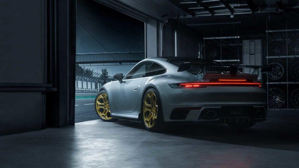 Porsche 911 Carrera 4S od TechArt – więcej mocy i sportu