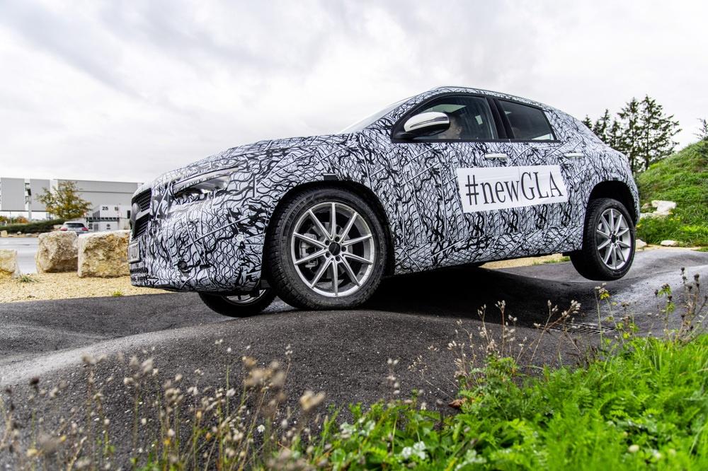Mercedes GLA 2020 – miejski crossover z wersjami AMG