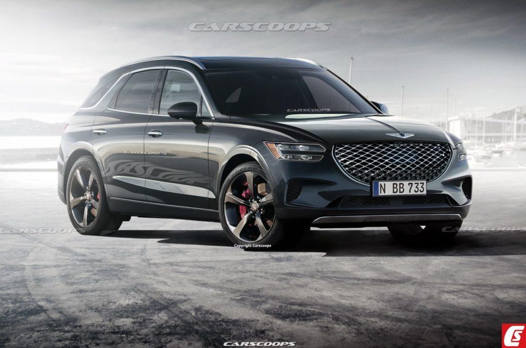 Genesis GV70 – nowy konkurent dla BMW X3 oraz Porsche Macan