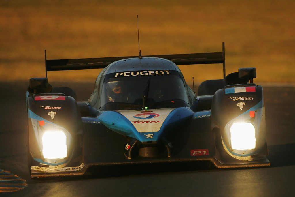 Peugeot powraca do Le Mans w 2022 roku (seria WEC Hypercars)