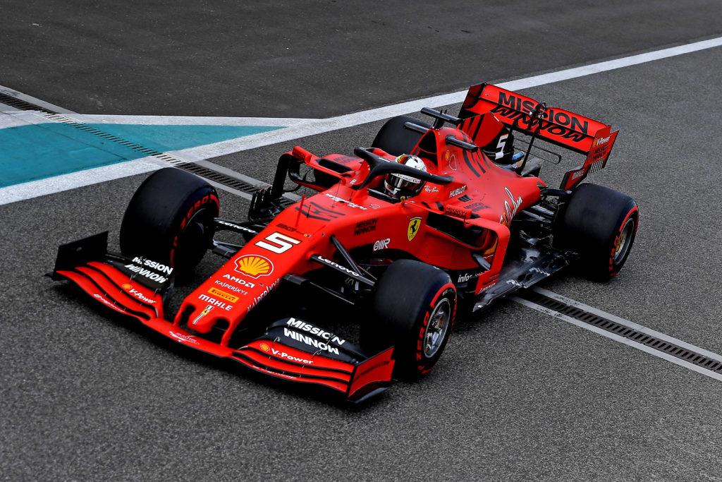 Podsumowanie sezonu F1 2019 – Ferrari