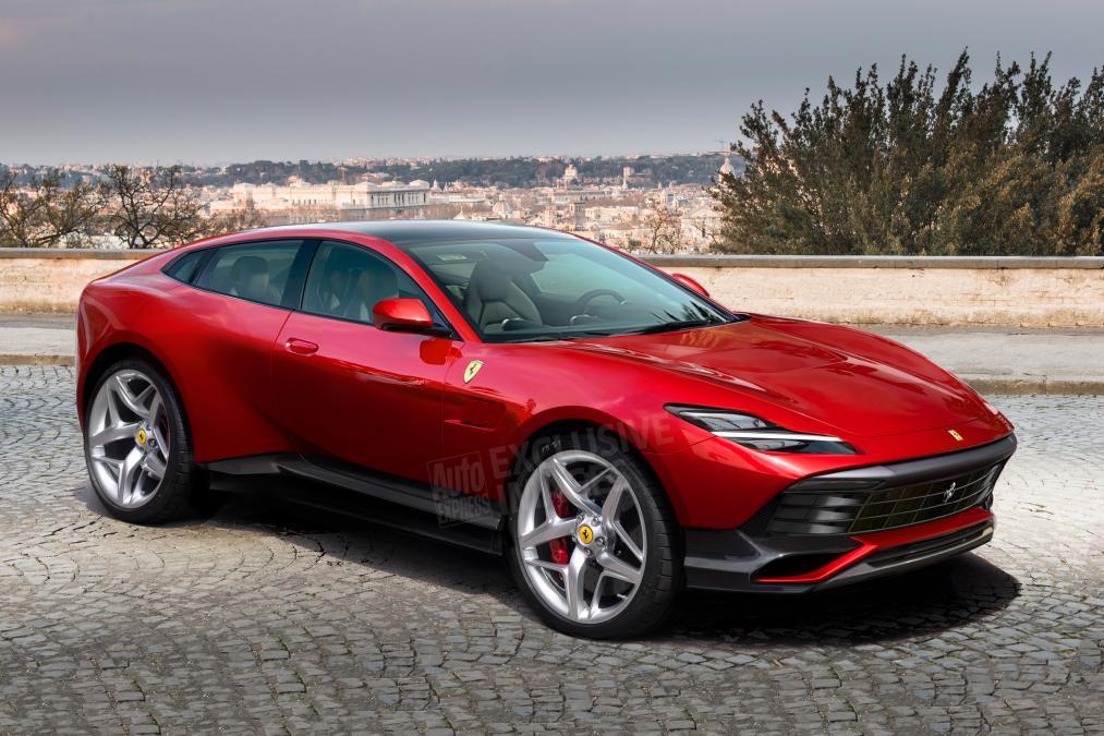 FUV, czyli Ferrari wchodzi na rynek SUV'ów w wielkim stylu