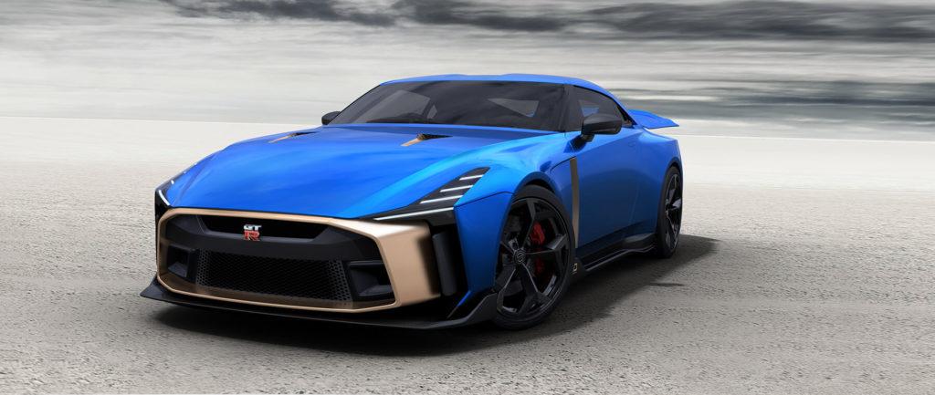 Nissan GT-R50 trafia oficjalnie do produkcji – dostawy 2020-2021
