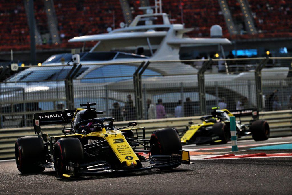 Podsumowanie sezonu F1 2019 – Renault