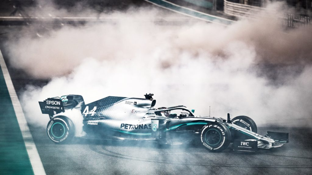 Podsumowanie sezonu F1 2019 – Mercedes
