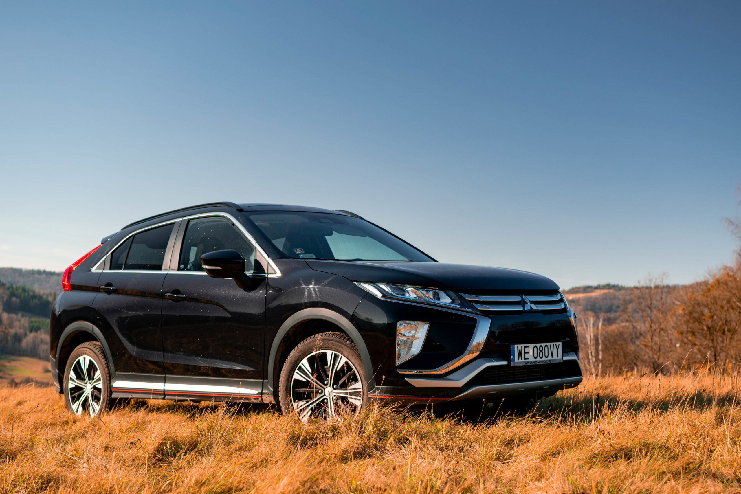 Mitsubishi Eclipse Cross 1.5T 163 INSTYLE CVT 4WD