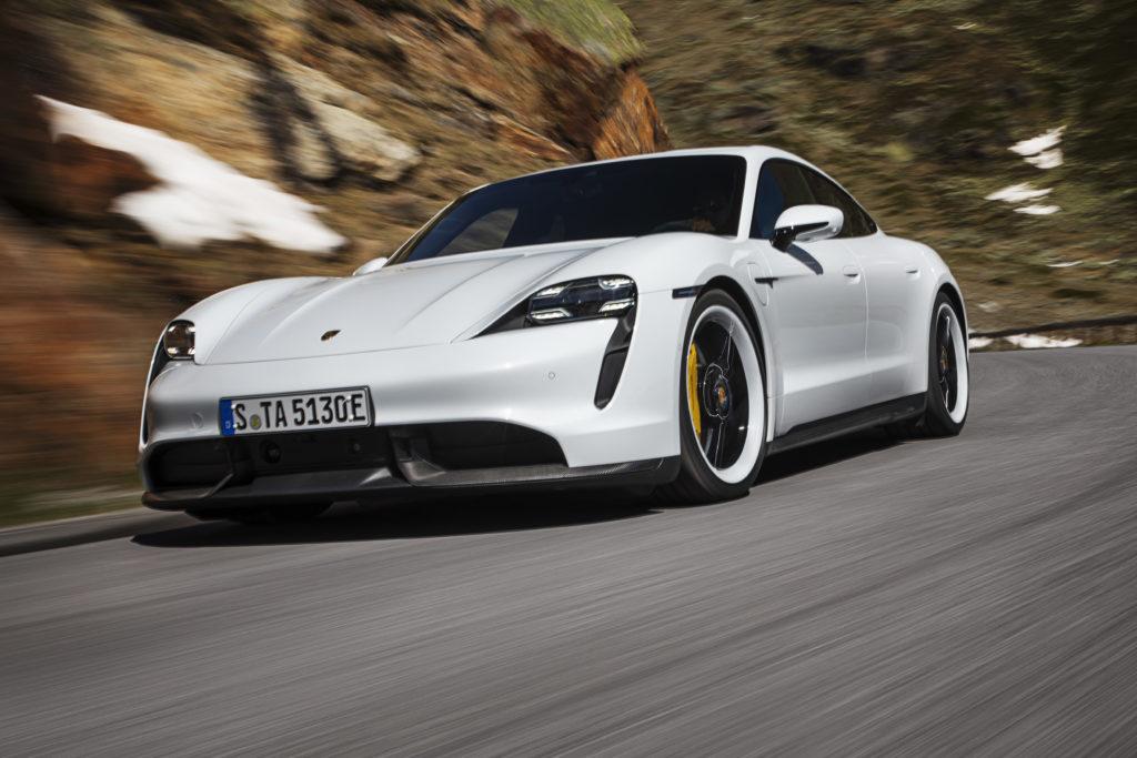 Elektryczne problemy Porsche Taycan – mała ekonomia ładowania