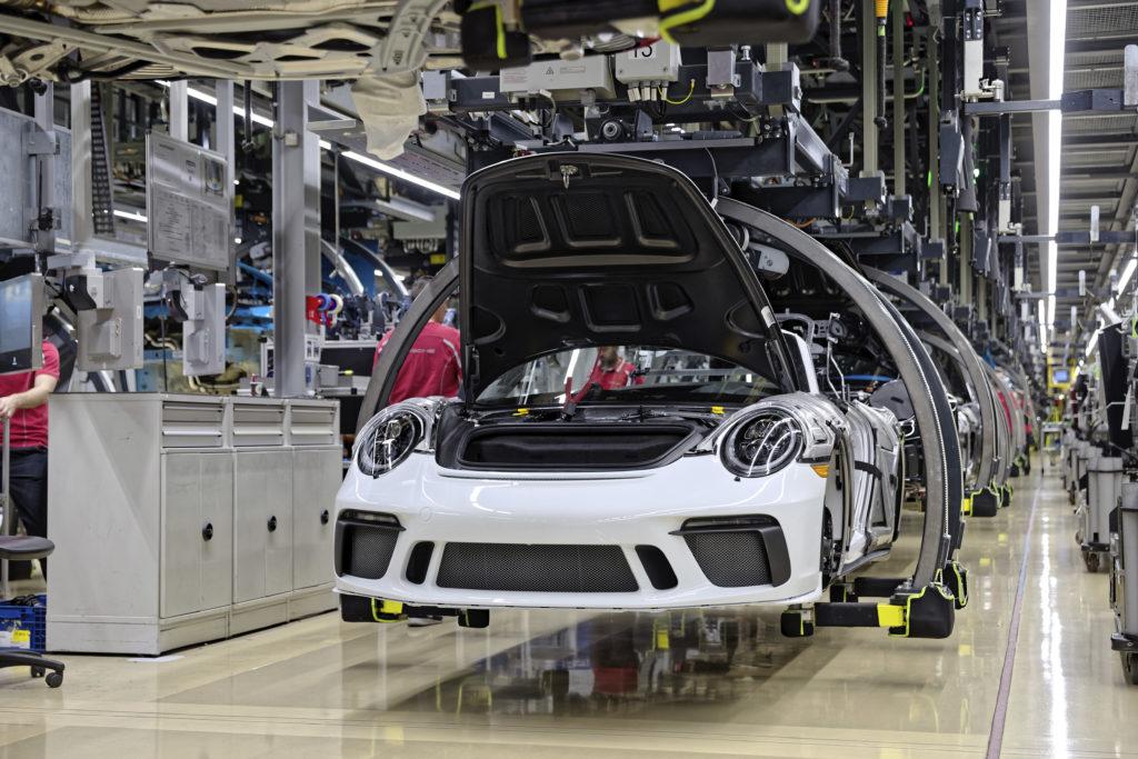 Porsche 911 Speedster kończy produkcję generacji 991 i staje się legendą
