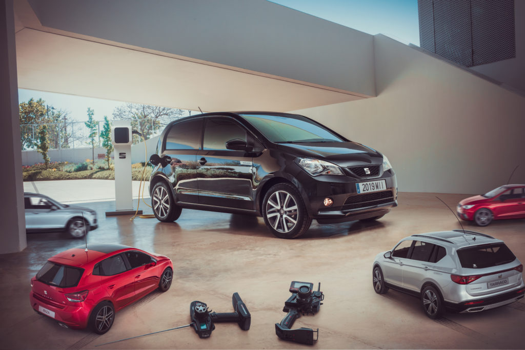 Seat Mii Electric – miejskie auto na prąd z hiszpańskim temperamentem