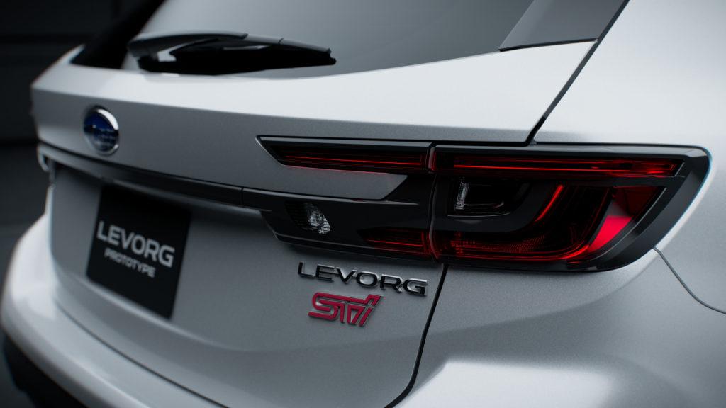 Subaru Levorg STI Sport oraz WRX STI – ponad 300 KM w kombi