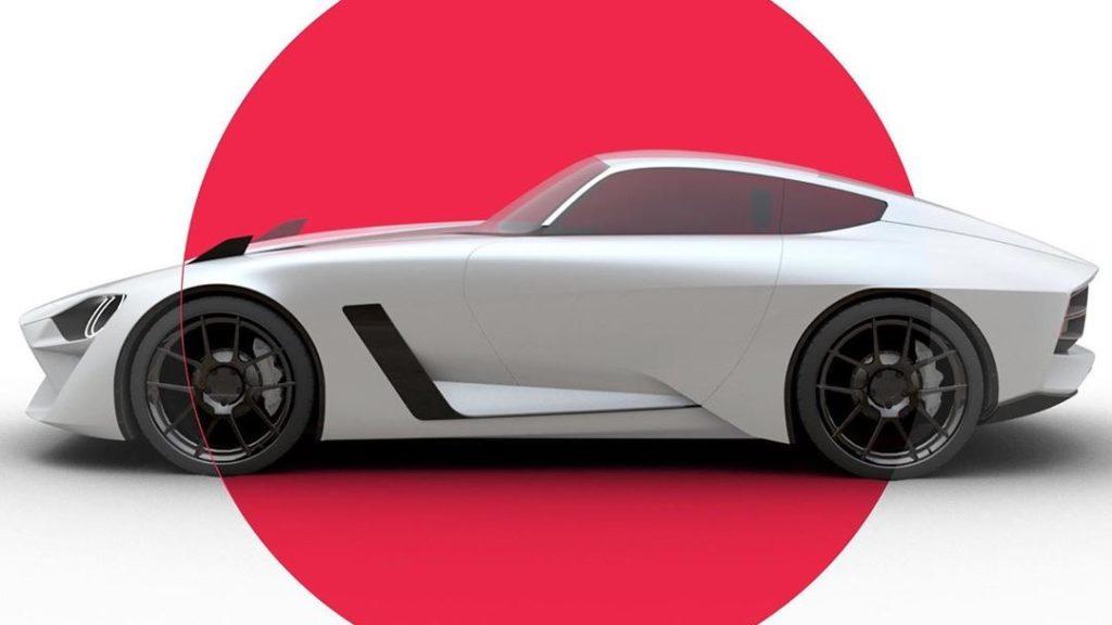 Następca Nissana 370z – rendery i spekulacje
