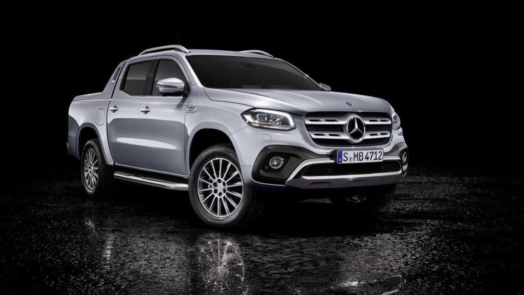 Produkcja Mercedesa klasy X zakończy się w maju 2020 roku