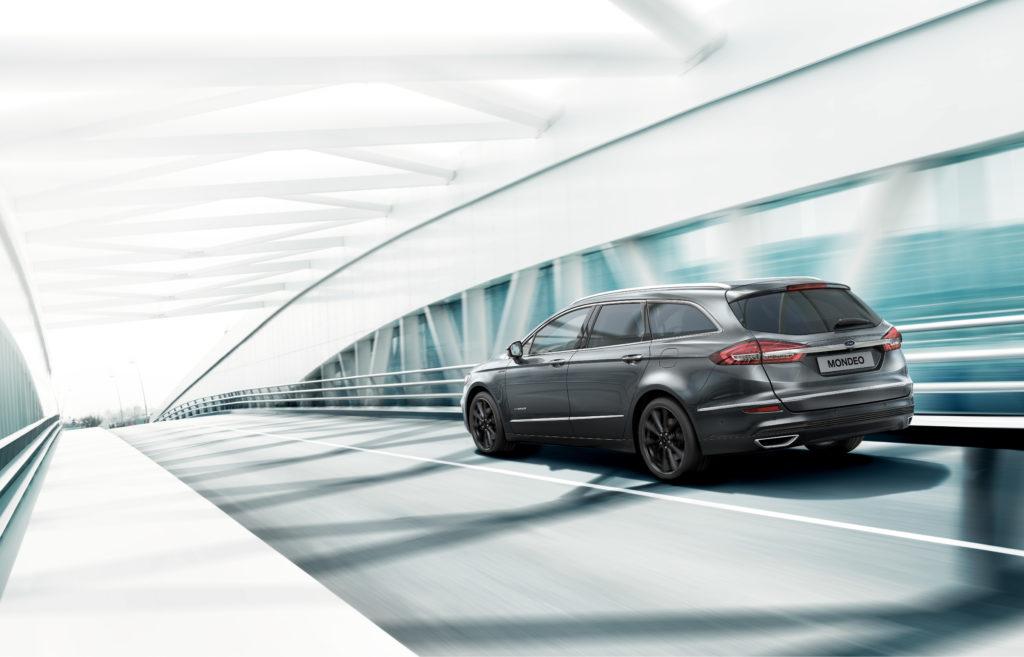 Nowe Mondeo będzie stylizowane na Crossover'a, ale nie będzie SUV'em