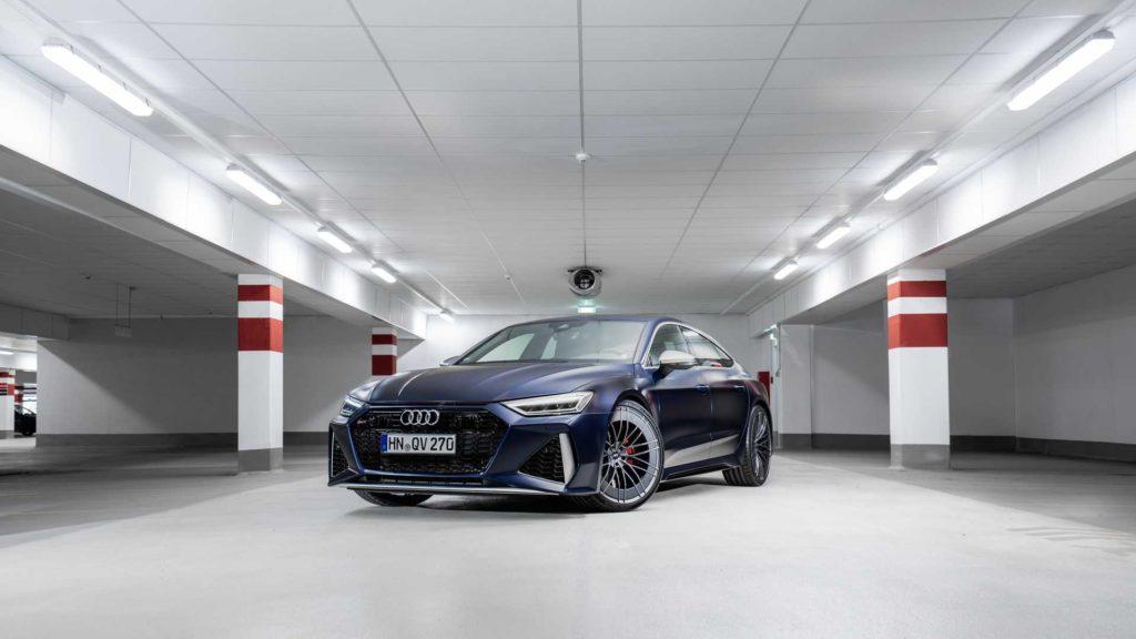 ABT wzięło na warsztat Audi RS7 i stowrzyło prawdziwego potwora