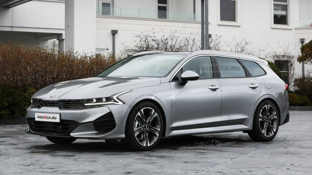 KIA Optima Wagon 2020 – to auto nigdy nie powstanie, ale jest świetne