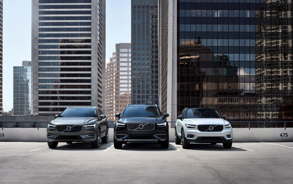 Volvo XC90 doczeka się trzeciej generacji, a do XC40 dołączy sedan i kombi