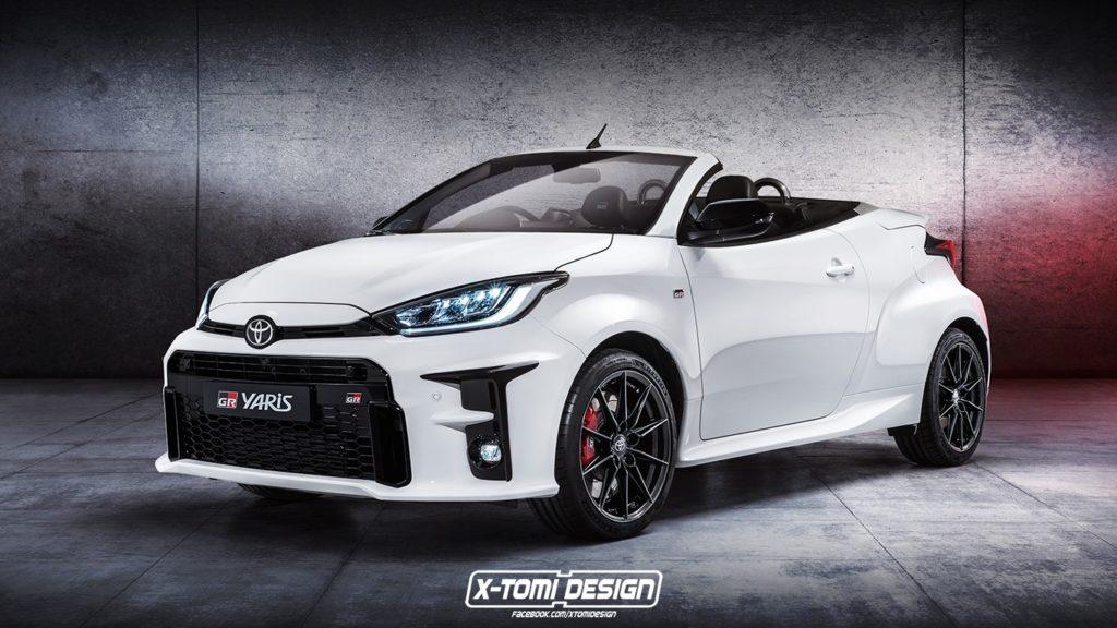 Toyota GR Yaris Cabrio – jeszcze bardziej ekstremalny i szalony
