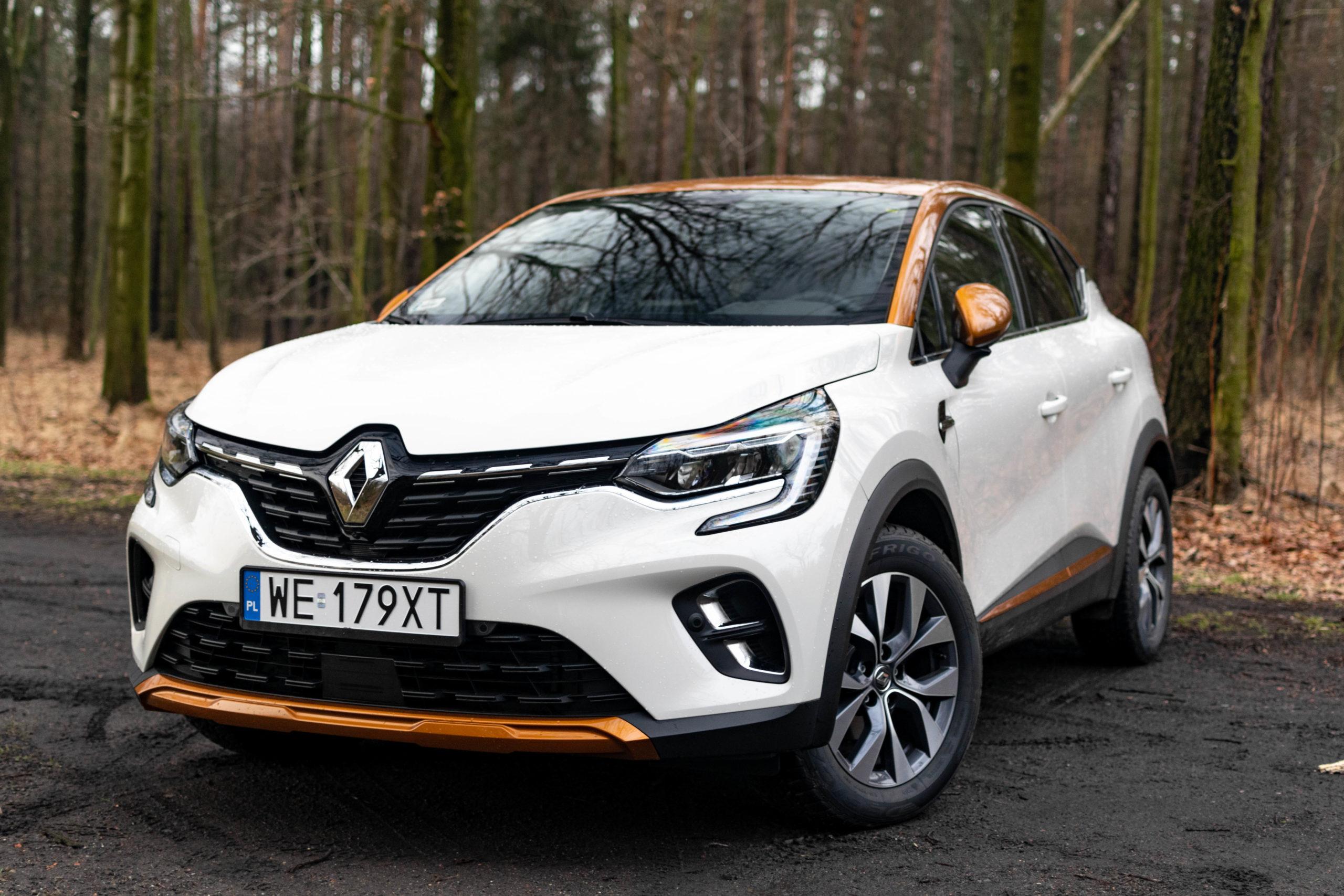 Renault Captur INTENS 1.0 TCe 100 KM 5MT