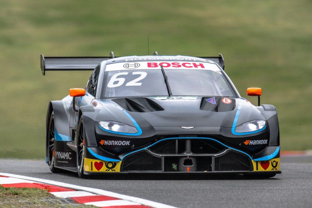 Aston Martin oficjalnie odchodzi z wyscigów serii DTM