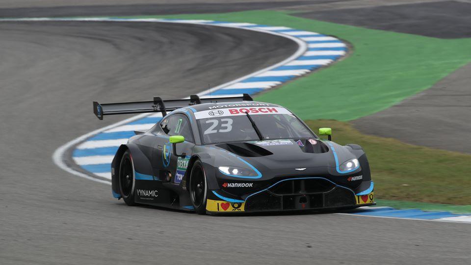 Czy jest jakaś szansa dla obecności Astona Martina w DTM?