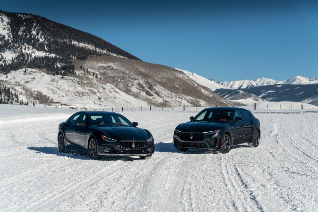 Maserati Ghilbi/Levante/Quattroporte Edizione Ribelle – niegrzeczny Włoch nadchodzi