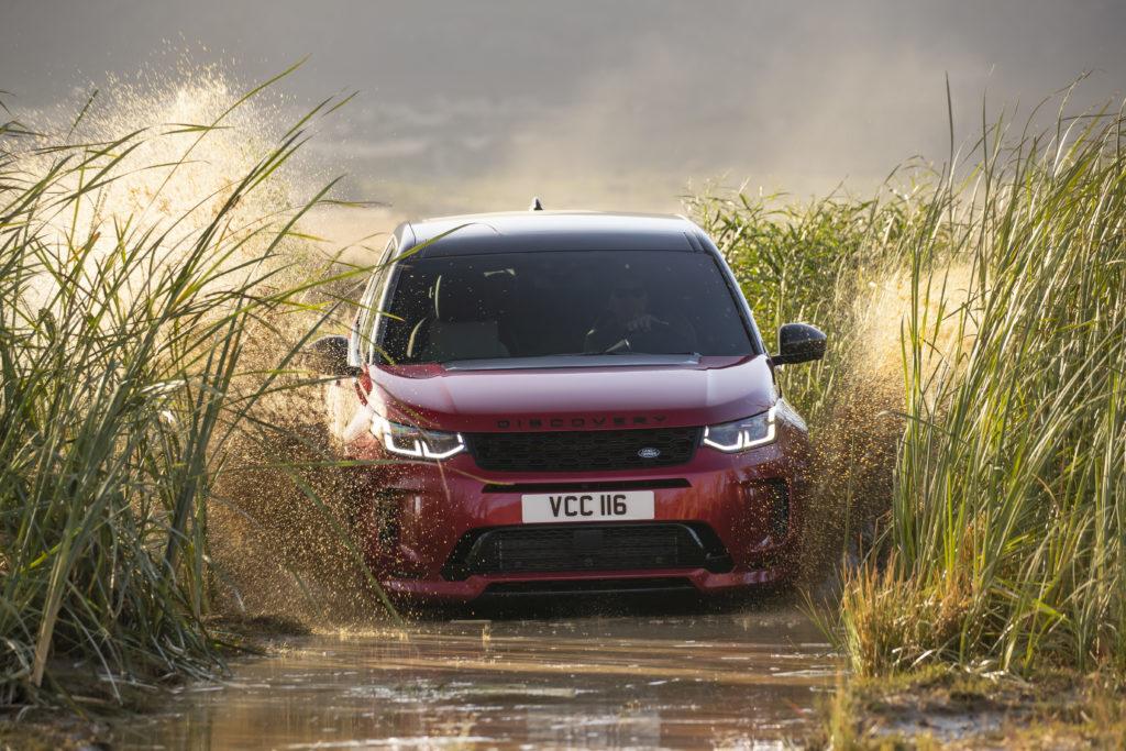 Land Rover Discovery otrzyma miękką hybrydę, aby być bardziej eko