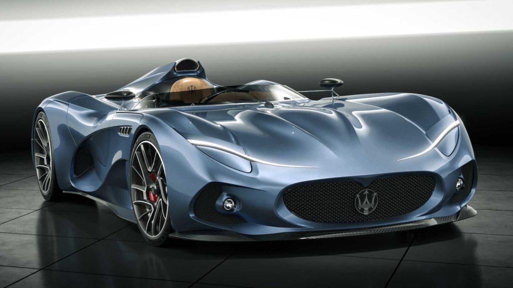 Maserati MilleMiglia, czyli plan na uratowanie kultowej marki