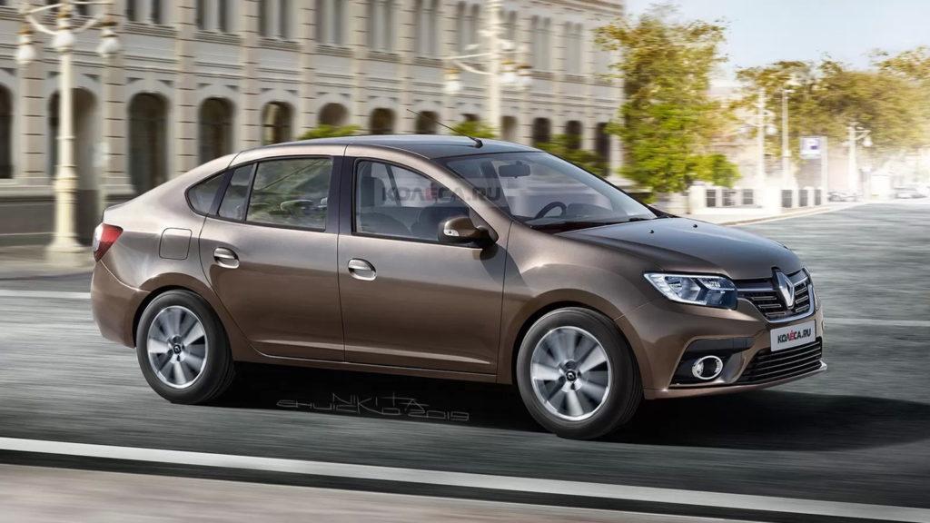 Dacia Logan jako Fastback, czyli praktyczny sedan nadjeżdża z Rumunii
