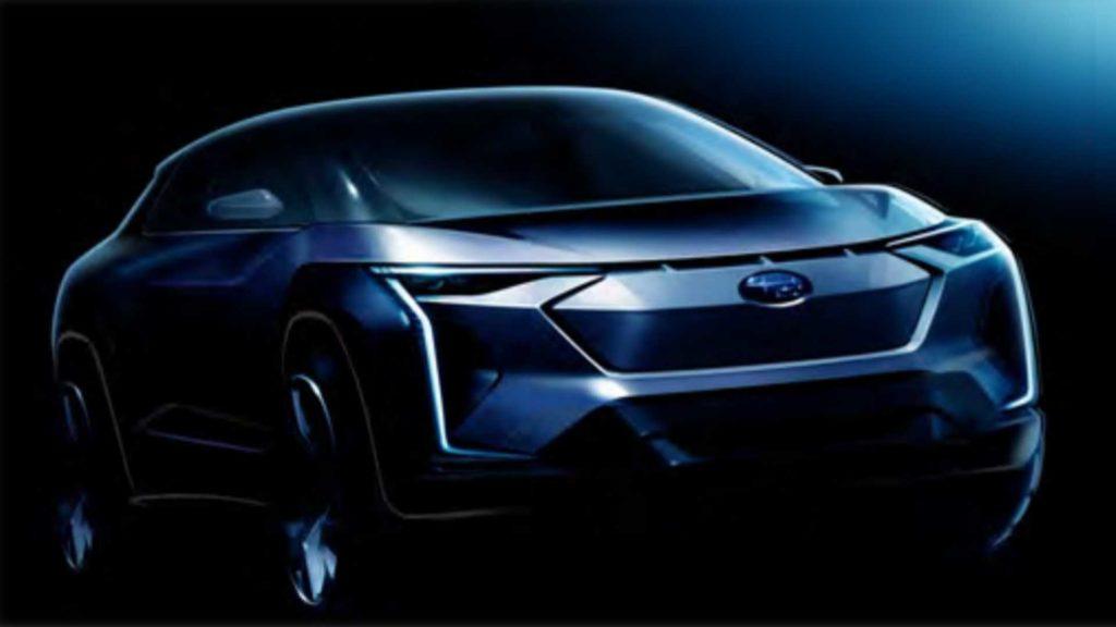 Subaru do końca 2030 roku ma pokazać światu swojego elektryka