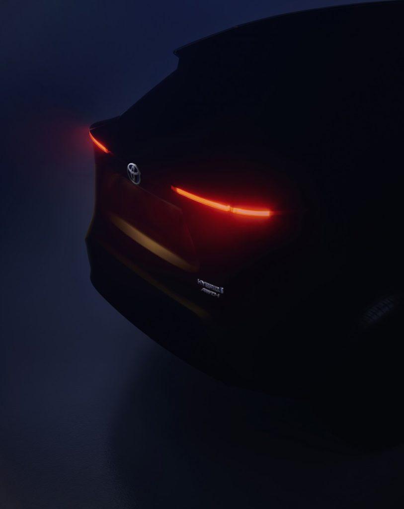 Toyota Yaris Crossover – nowy miejski B-SUV zbliża się do Europy