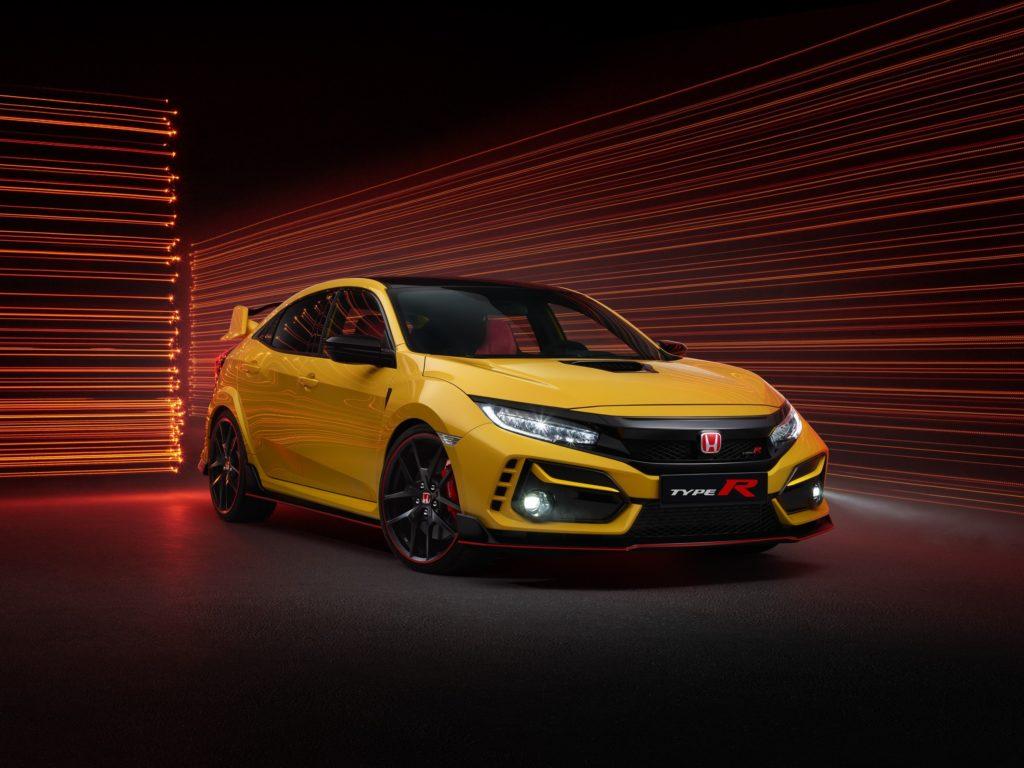 Honda Civic Type-R – nowa limitowana edycja pojawi się w lipcu