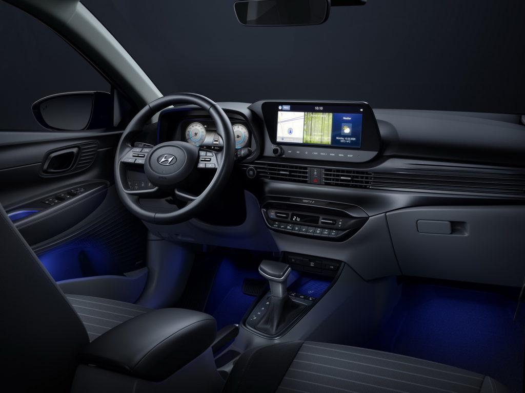 Hyundai pokazał wnętrze modelu i20 tuż przed oficjalną premierą