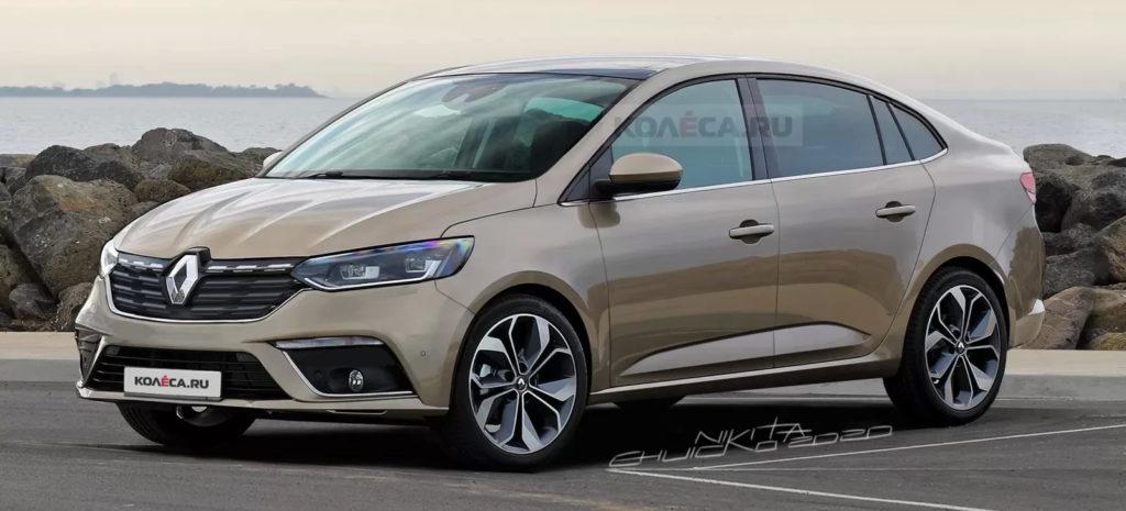 Renault/Dacia Logan – czy tak będzie wyglądać następna generacja?