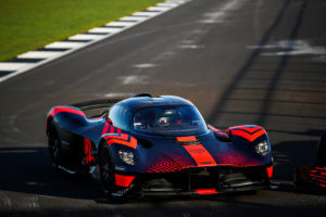 Aston Martin zawiesza program budowy samochodu Le Mans Hypercar