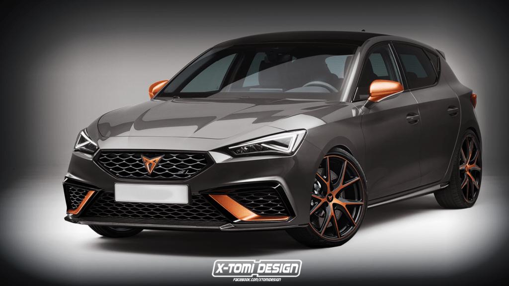 Cupra Leon 2020 – dwie wersje o mocy 310 KM (benzyna) i 245 KM (hybryda)