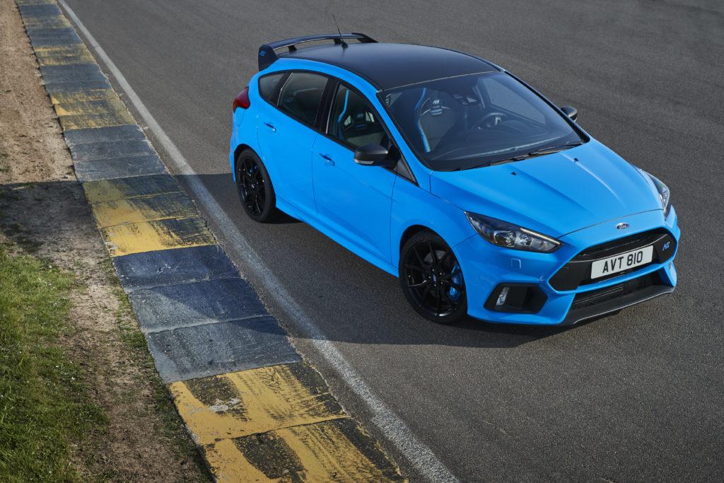 Ford Focus nie doczeka się wersji RS w obecnej generacji