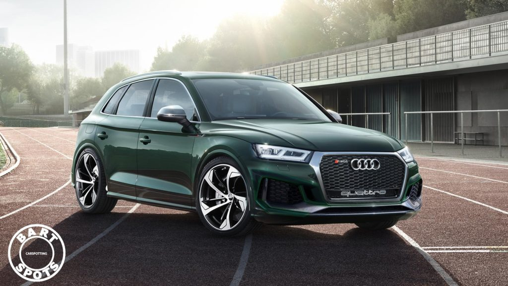 Audi RSQ5 – czy powstanie rywal BMW X3 M o mocy 400 KM?