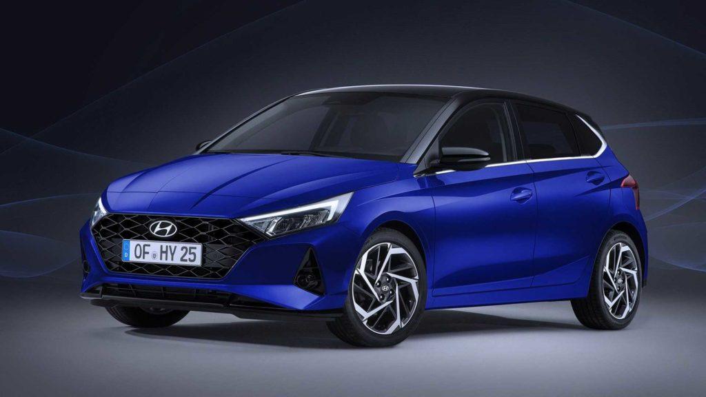 Hyundai i20 2020 – wyciekły oficjalne zdjęcia samochodu przed premierą