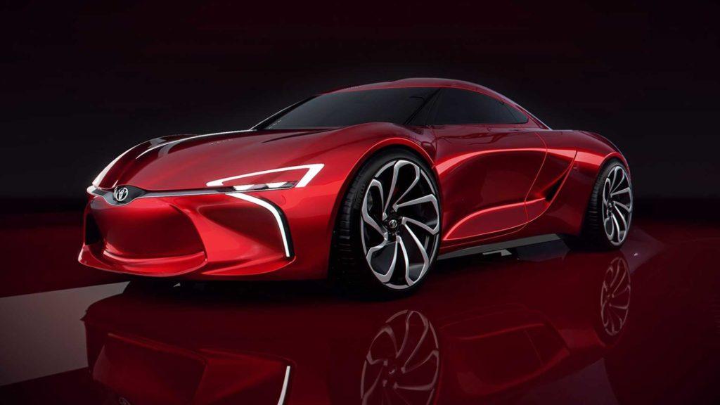 Toyota MR2 nie wróci szybko do produkcji tak jak Supra