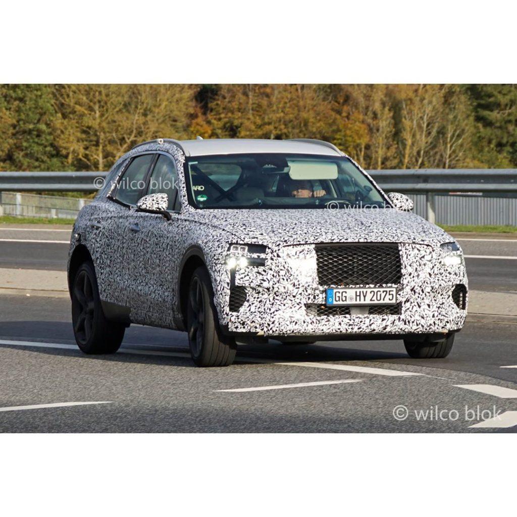 Genesis GV70 – silnik 3.3 V6 i niska cena wystarczą by pokonać BMW w Europie?