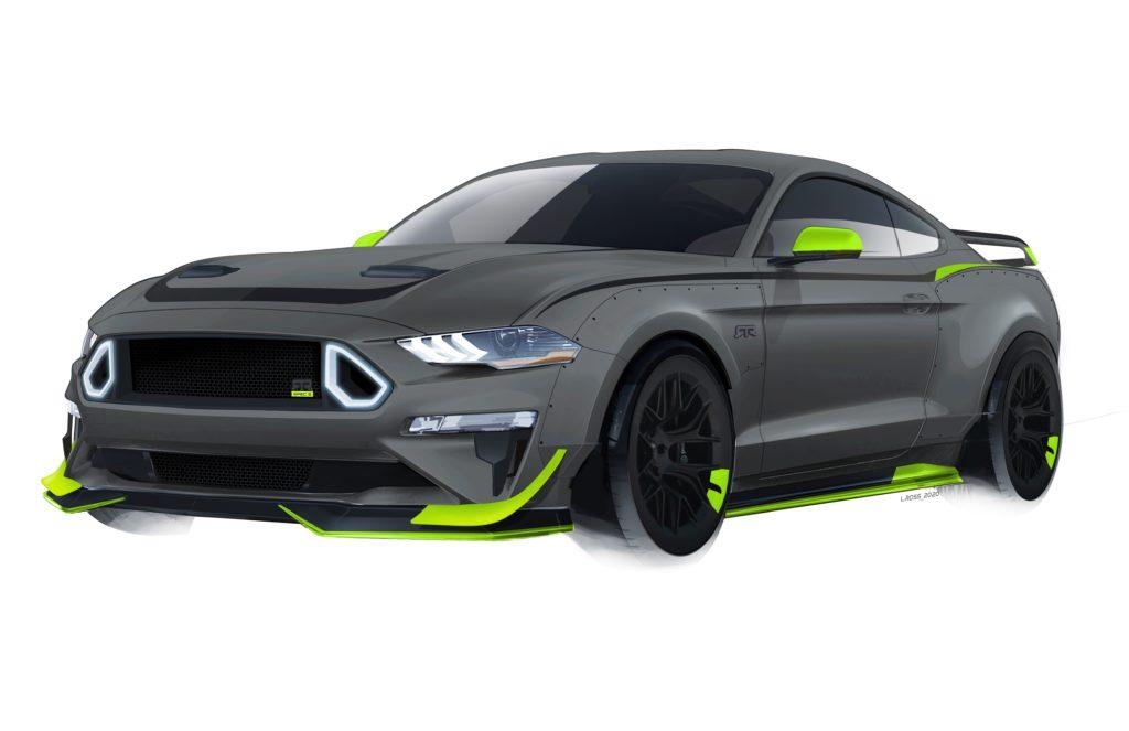 Mustang RTR Spec 5 – edycja specjalna o mocy ponad 750 KM