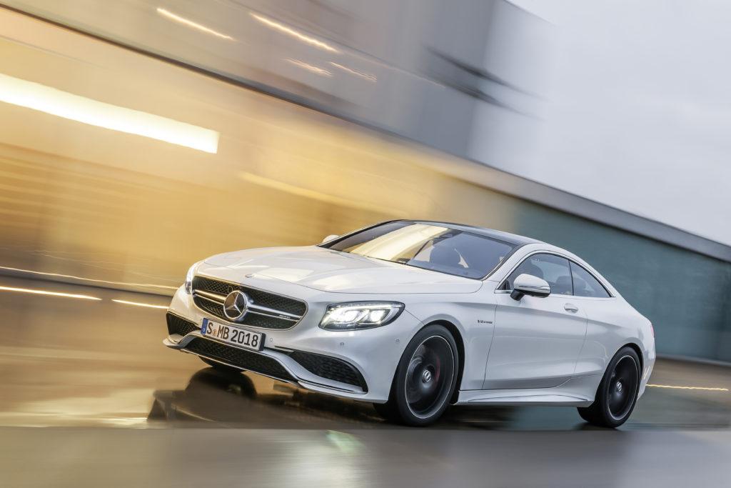 Zakończenie produkcji Mercedesa klasy S w wersji Cabrio oraz Coupe