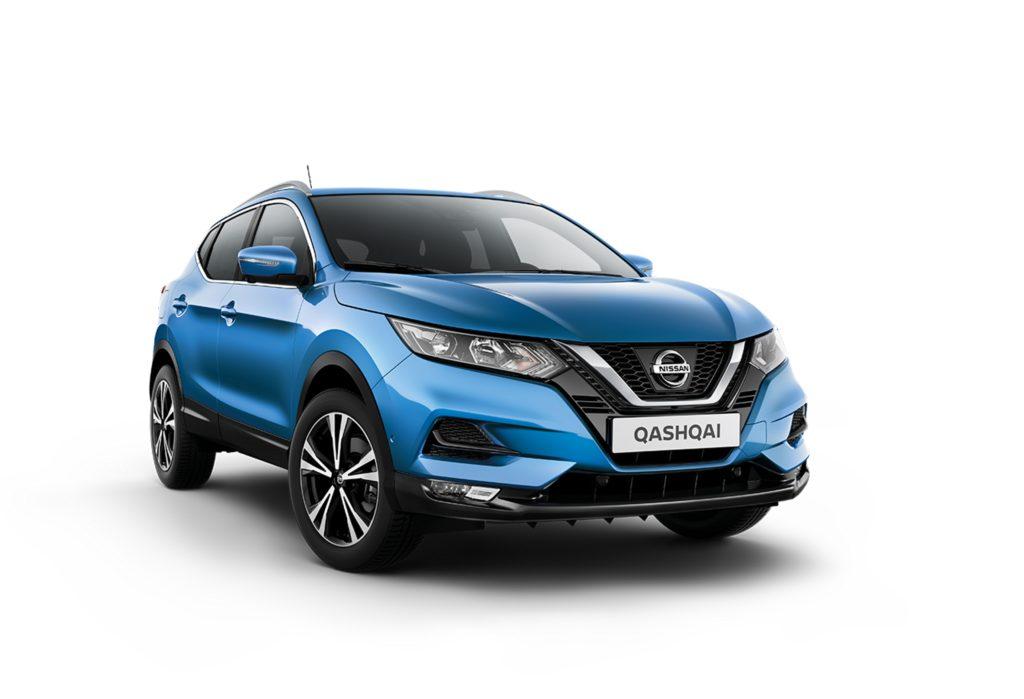 Nissan zaczyna tworzyć następną generację modelu Qashqai