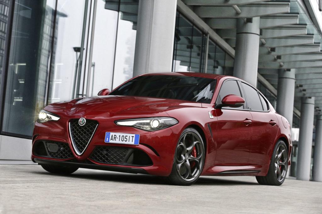 Mocniejsza Alfa Romeo Giulia jest coraz bliżej premiery i będzie wyjątkowa