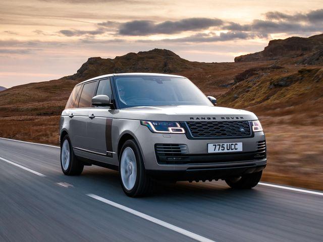 Jaguar Land Rover pracuje nad elektrykami i tajemniczym Road Rover