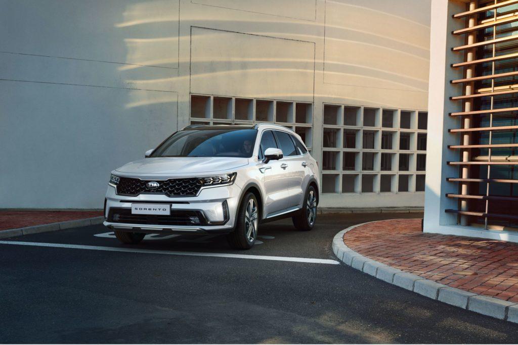 KIA zapowiedziała premierę modelu Sorento 2021 na 19 marca