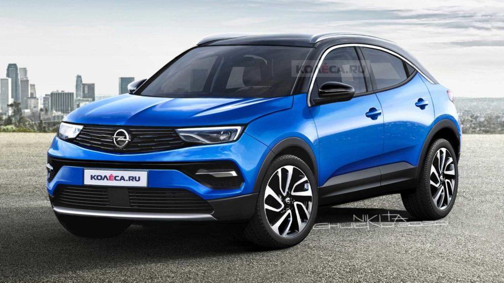 Całkowicie nowy Opel Mokka zadebiutuje na rynku w 2021 roku