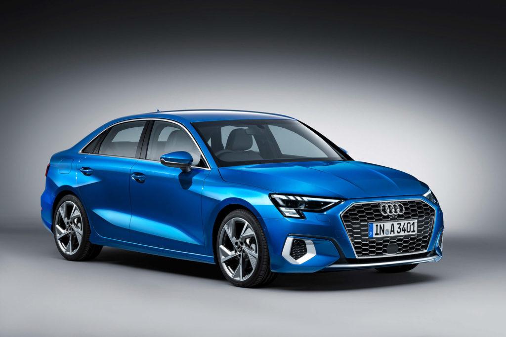Audi A3 Sedan 2020 – gdyby powstało to byłoby najpiękniejsze