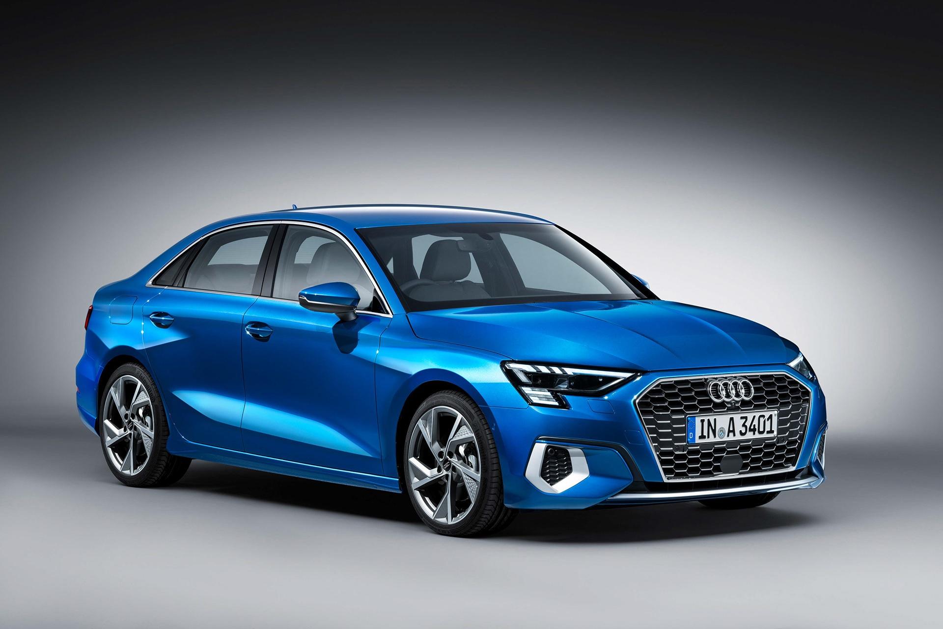 Audi A3 Sedan 2020 - gdyby powstało to byłoby najpiękniejsze