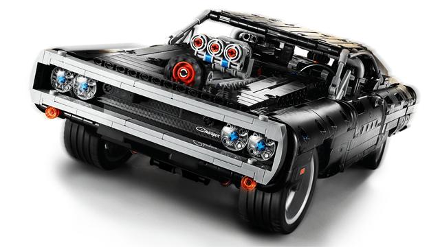 Szybcy i Wściekli oraz LEGO łączą siły, aby stworzyć wyjątkowy zestaw
